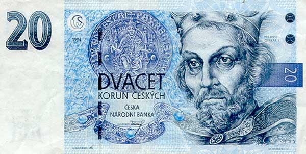 Czech Republic Korun