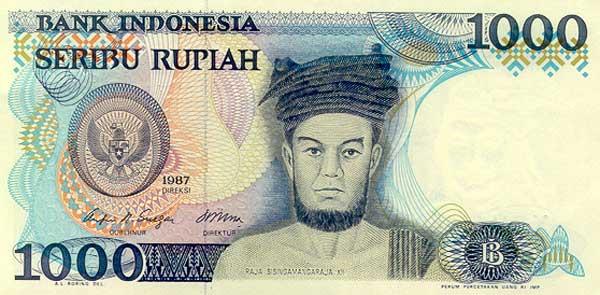 Indonesia Rupiah